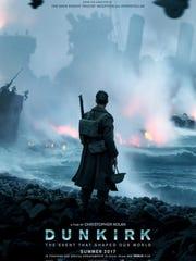 "A teaser poster for ""Dunkirk."""