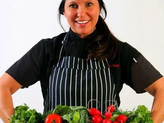 """Chef Stacy Maple is ready to pass the helm to Babette """"Babs"""" Klacik after Maple accepted the position of area director of the Ottawa County office of United Way of Greater Toledo."""