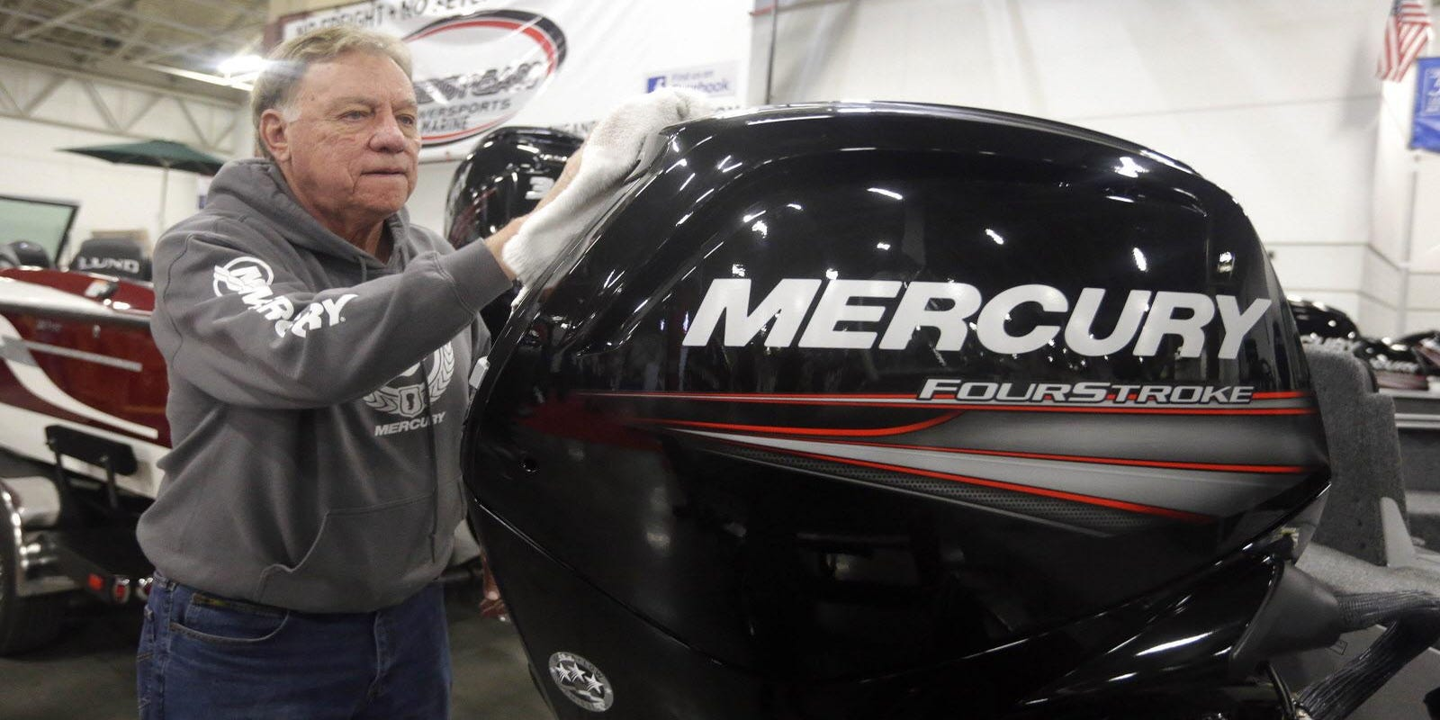 Mercury Marine Gets A Break On Tariffs For Its Chinese Made Engines