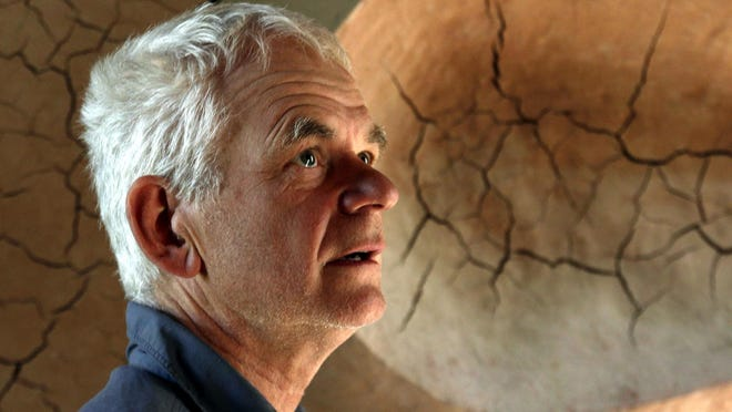 Arts at the Palace in Hamilton hosts a virtual discussion of the film 'Leaning into the Wind - Andy Goldsworthy' Sept. 18. The talk will be led by SUNY Morrisville adjunct professor of art Leigh Yardley.