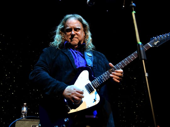 Warren Haynes of Gov't Mule performs onstage at One