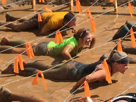Tough Mudder Stephanie - 2