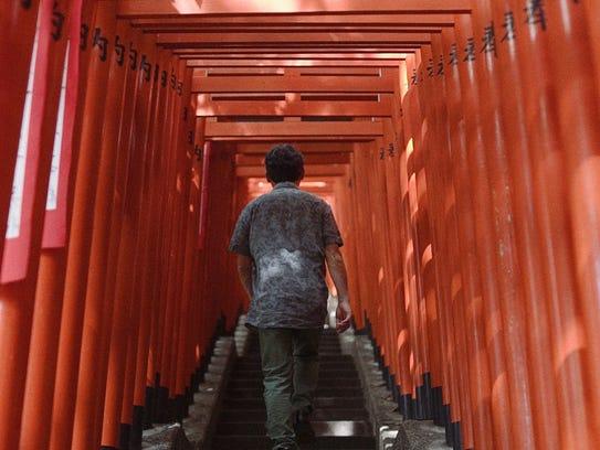 "A scene from ""Kakehashi: A Portrait of Chef Nobuo Fukuda,"""
