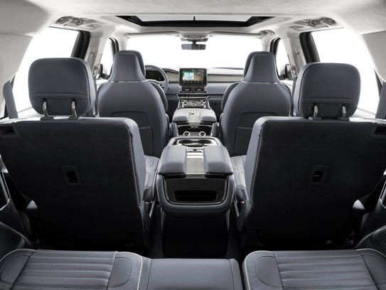 Technologically, the 2018 Lincoln Navigator is advanced