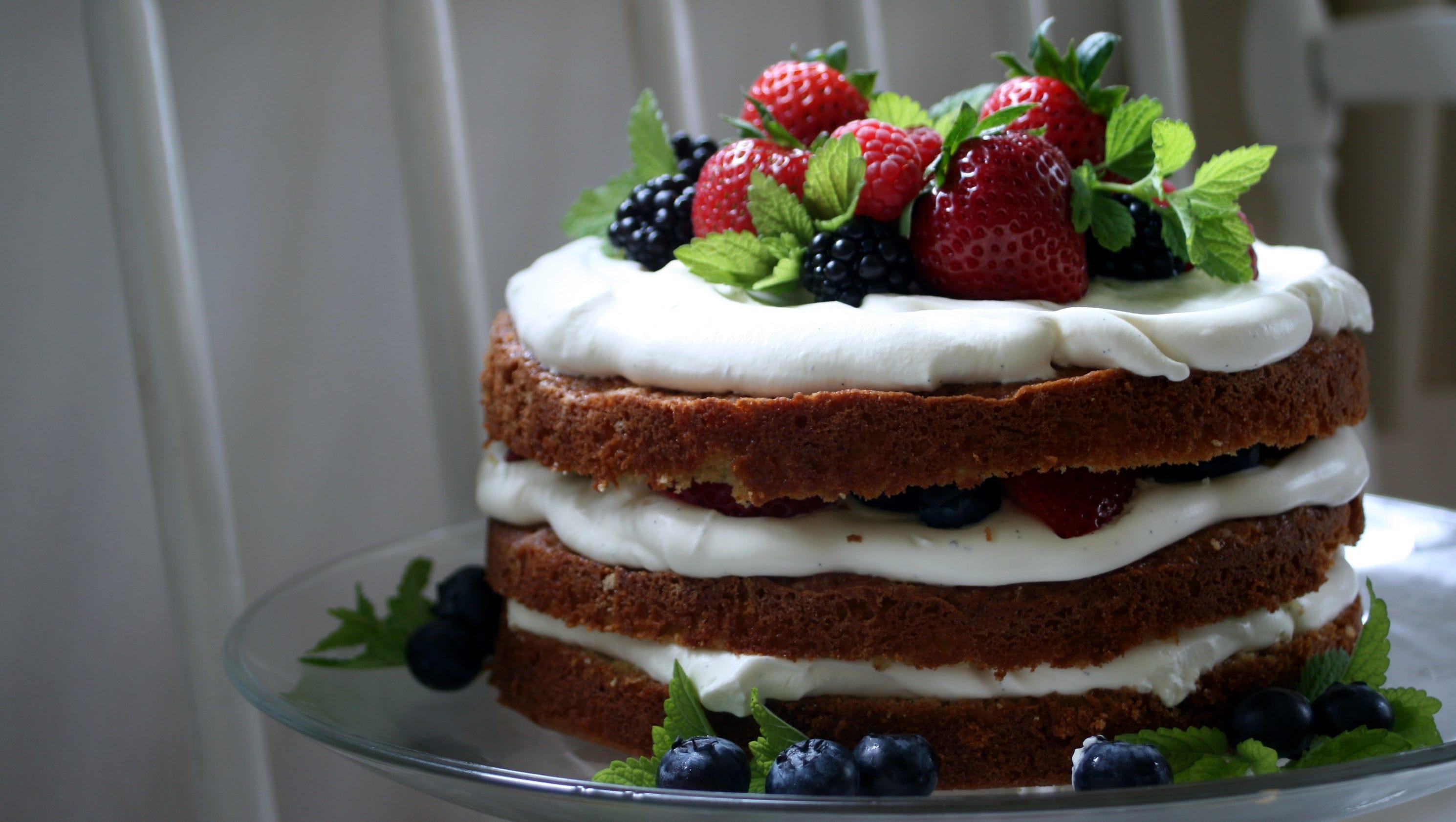Food Network Birthday Sheet Cake