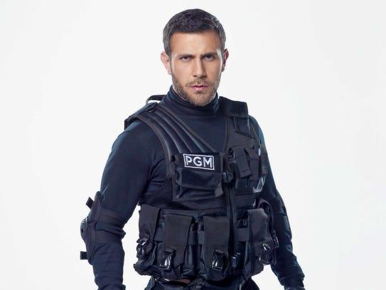 Carlos Ferro será el policía Joaquín Muñoz.
