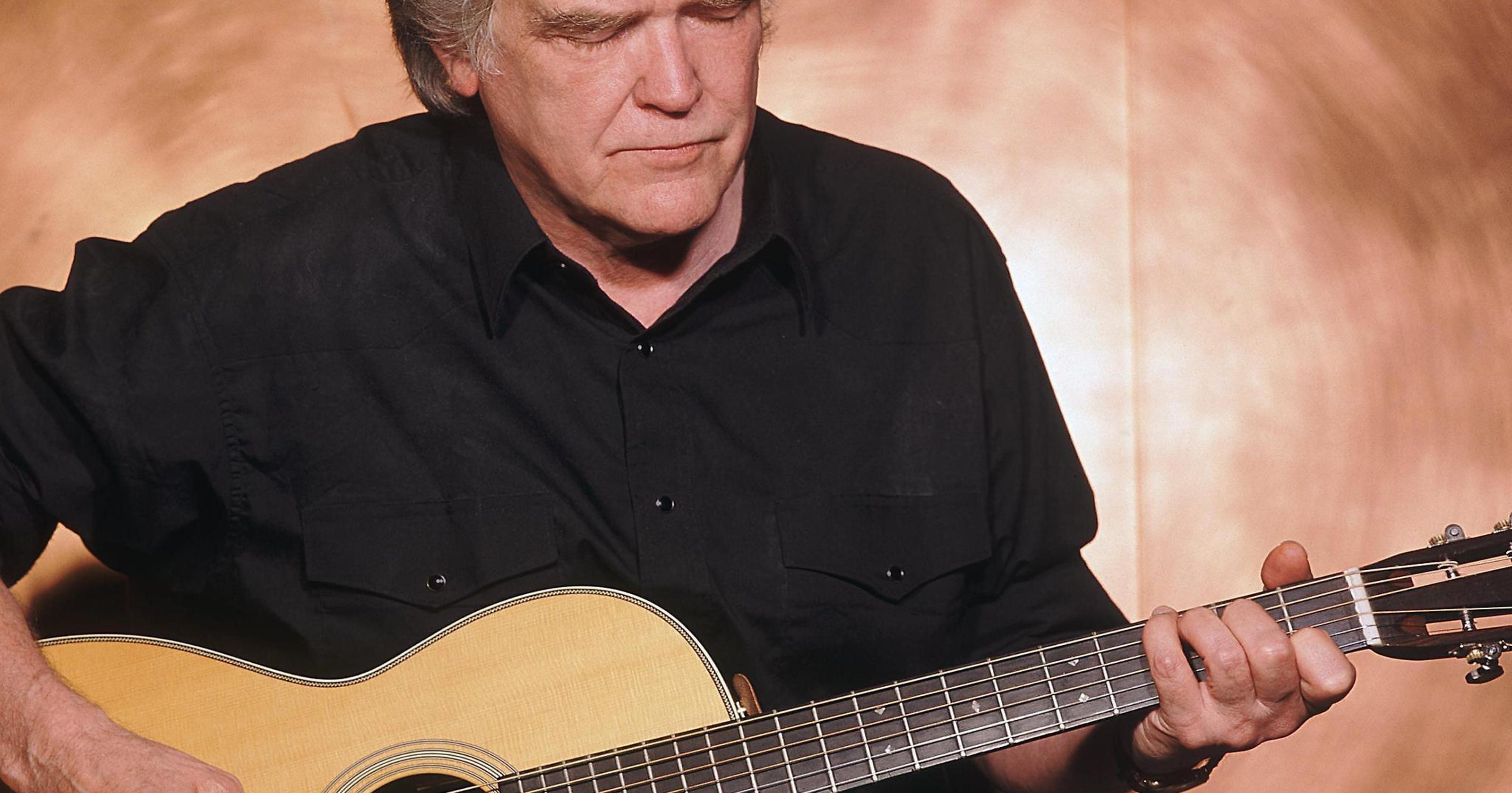 Obituary Singer Songwriter Guy Clark Helped Expand The Boundaries