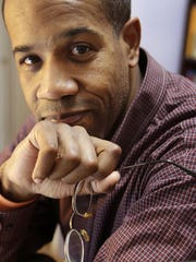 Gregory Pardlo was the second African-American man to win the Pulitzer Prize for poetry. He is a professor in the English department of Rutgers-Camden.