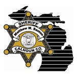 Calhoun County Sheriff Department logo