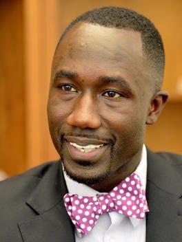 Jackson Mayor Tony Yarber