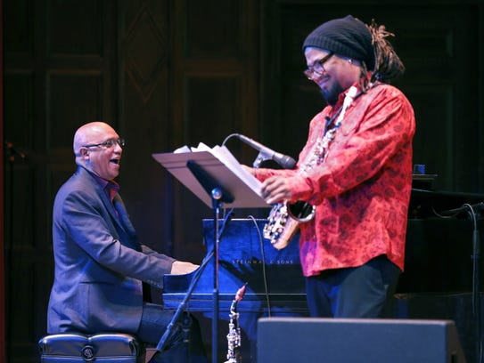The Billy Childs Quartet performs at Kilbourn Hall