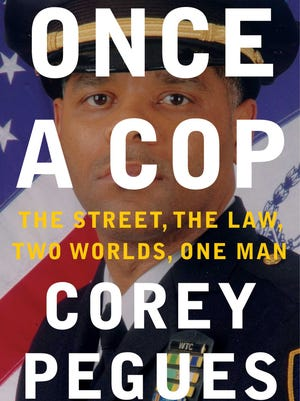 'Once a Cop' by Corey Pegues