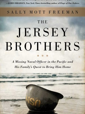 """The new book, """"Jersey Brothers,"""" by Sally Mott Freeman, will be presented at Watchung Booksellers next Wednesday, May 17."""