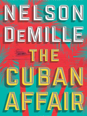 """""""The Cuban Affair"""" is the latest novel from acclaimed author Nelson DeMille."""