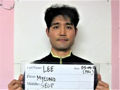 Myeong Lee accused of groping tourists at Fish Eye Marine Park pleaded guilty