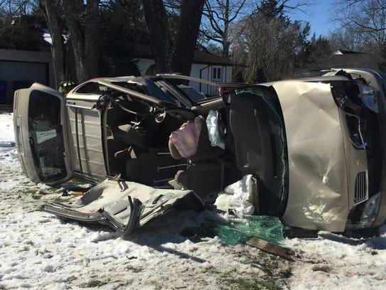 Toms River Car Accident
