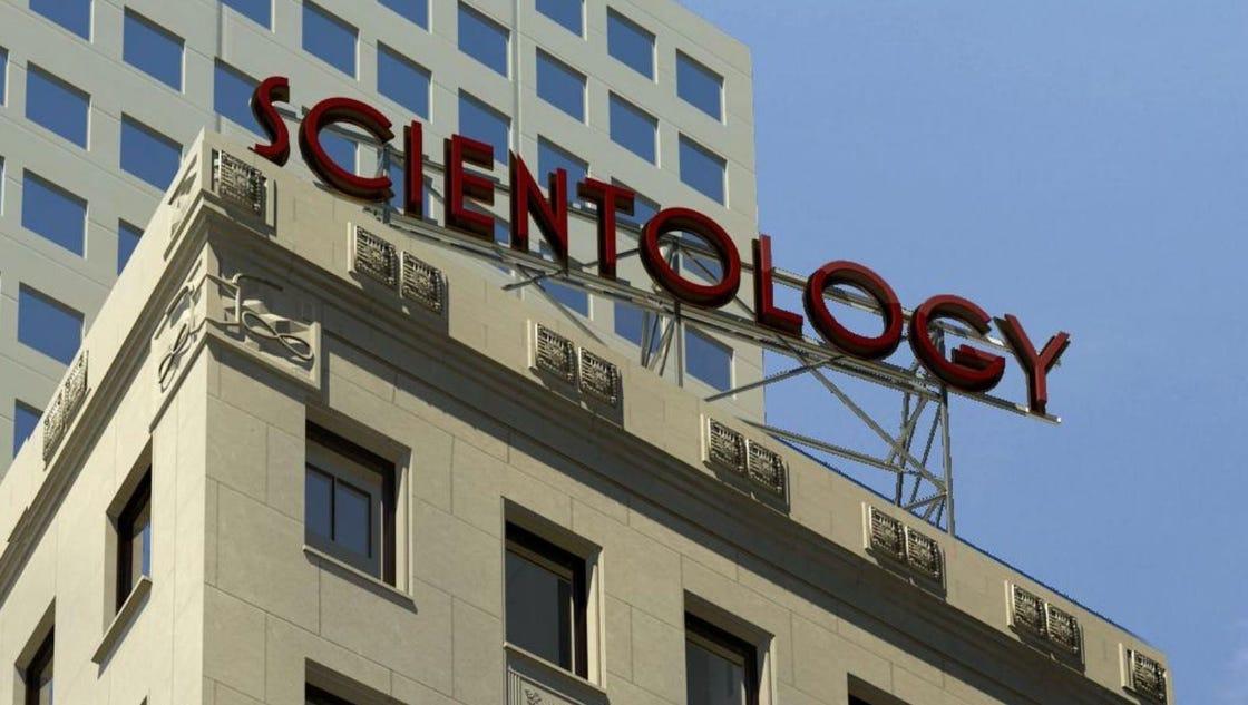 Dissertation Scientology