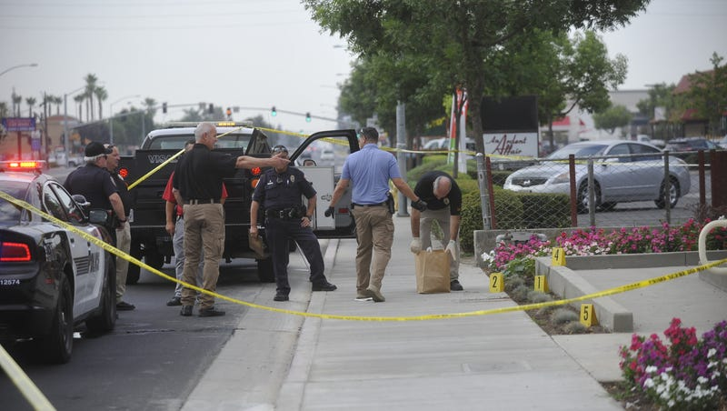 Year in Review: Homicides down in Tulare, Visalia