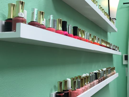 Nails by Nichole will be open to the public Feb. 1,
