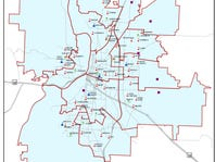 Salem-Keizer Public School boundary maps
