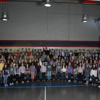 The West Monroe High School Rebel Choir will perform at Carnegie Hall  on Friday.