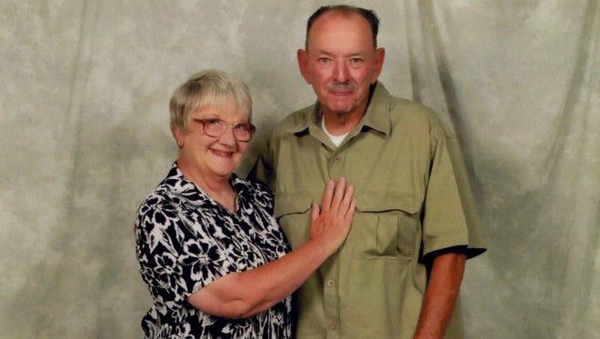 Katherine and Frank Wodarz recently celebrated 50 years of marriage