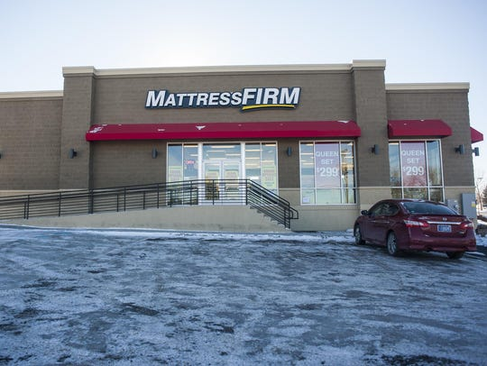 A new Mattress Firm at 1001 10th Ave. S. opened in