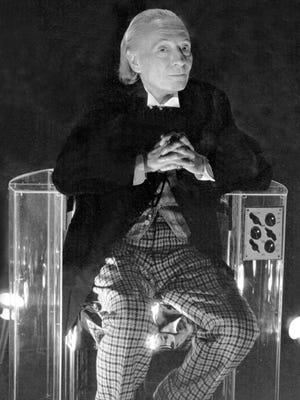 """In 1963, William Hartnell debuted as the first Doctor of """"Doctor Who"""", a sci-fi franchise now more popular than ever."""