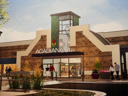 The Acadiana Mall.