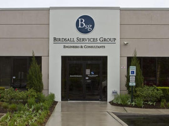 The onetime Eatontown headquarters of now-defunct engineering firm Birdsall Services Group.