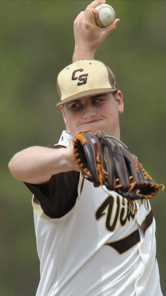 Clarkstown South defeats Suffern 6-2 in baseball action