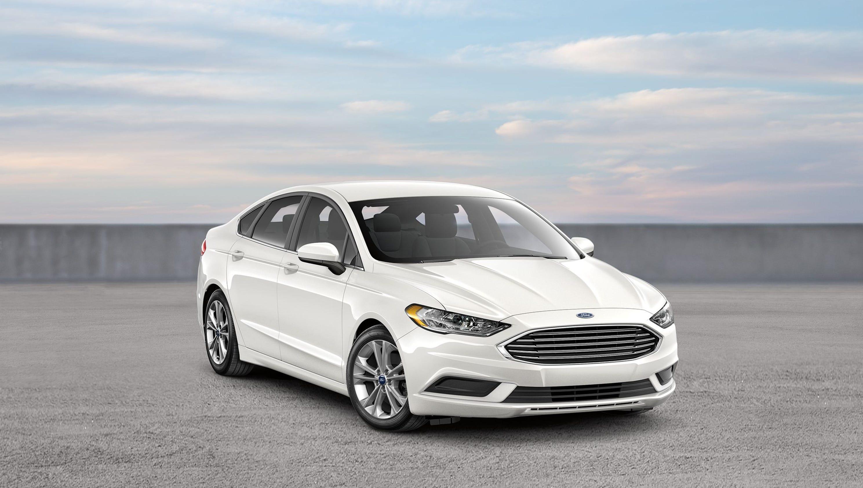 Popular Full-size Rental Cars