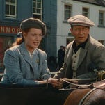 "Maureen O'Hara and John Wayne star in ""The Quiet Man,"" the latest entry in the Visalia Fox's Way Back Wednesdays classic film festival."