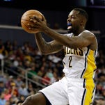 Pacers give fans in Evansville a show in preseason win