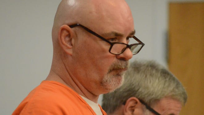 David Hursley was sentenced to prison Friday.