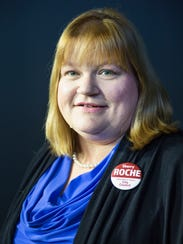 Sherry Roche is running for the ward 4 seat of Simpsonville