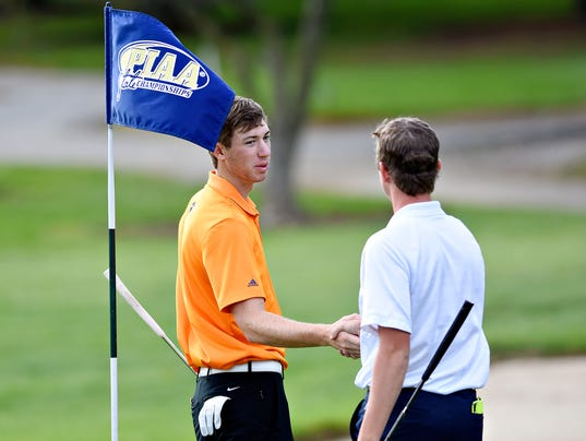 PIAA State Golf Championship Day 2