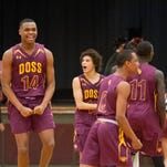 Scenes from Doss' defeat of Butler in 22nd District final