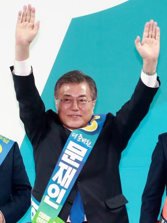 EPA SOUTH KOREA POLITICS POL PARTIES KOR GY