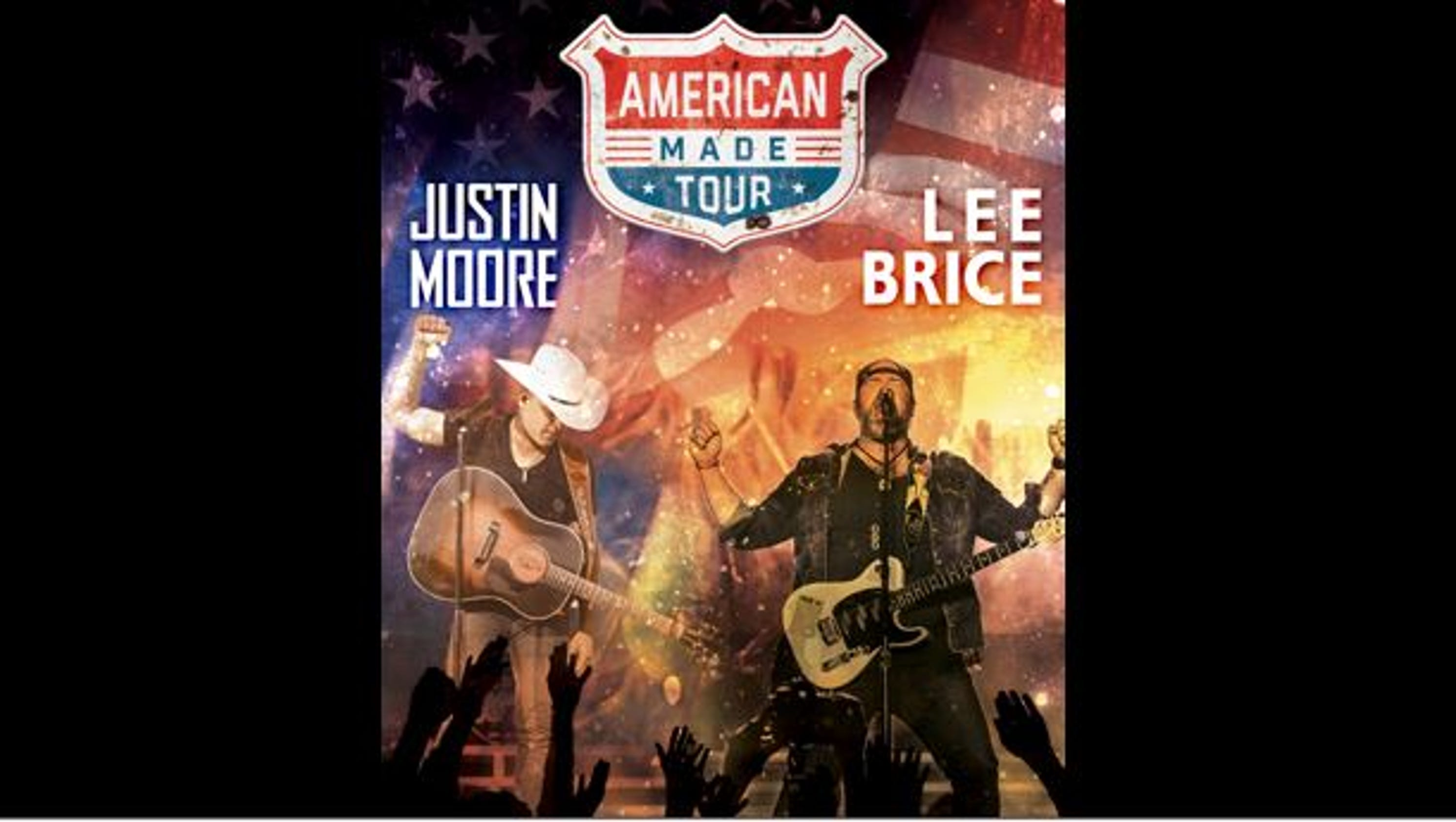 Lee Brice Concert Tour