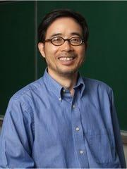 CSU chemistry professor Eugene Chen