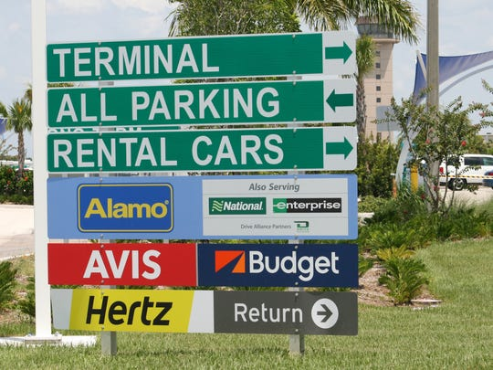 Punta Gorda Airport revenues from parking fees and car rentals are crucial, and growing with Allegiant air service.