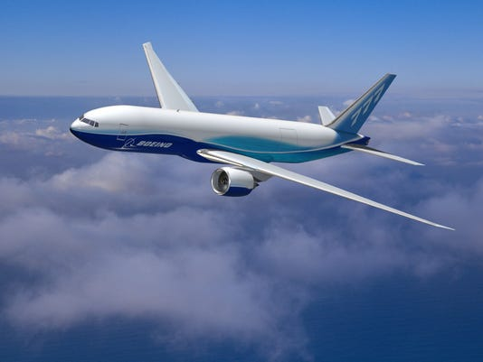 Title: BOEING 777 FREIGHTER