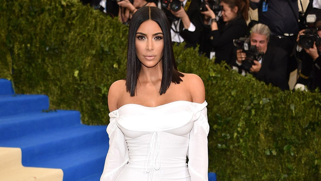 a7ac714d26c How Kim K crushed the Met Gala red carpet with a major makeunder (14.99 15)