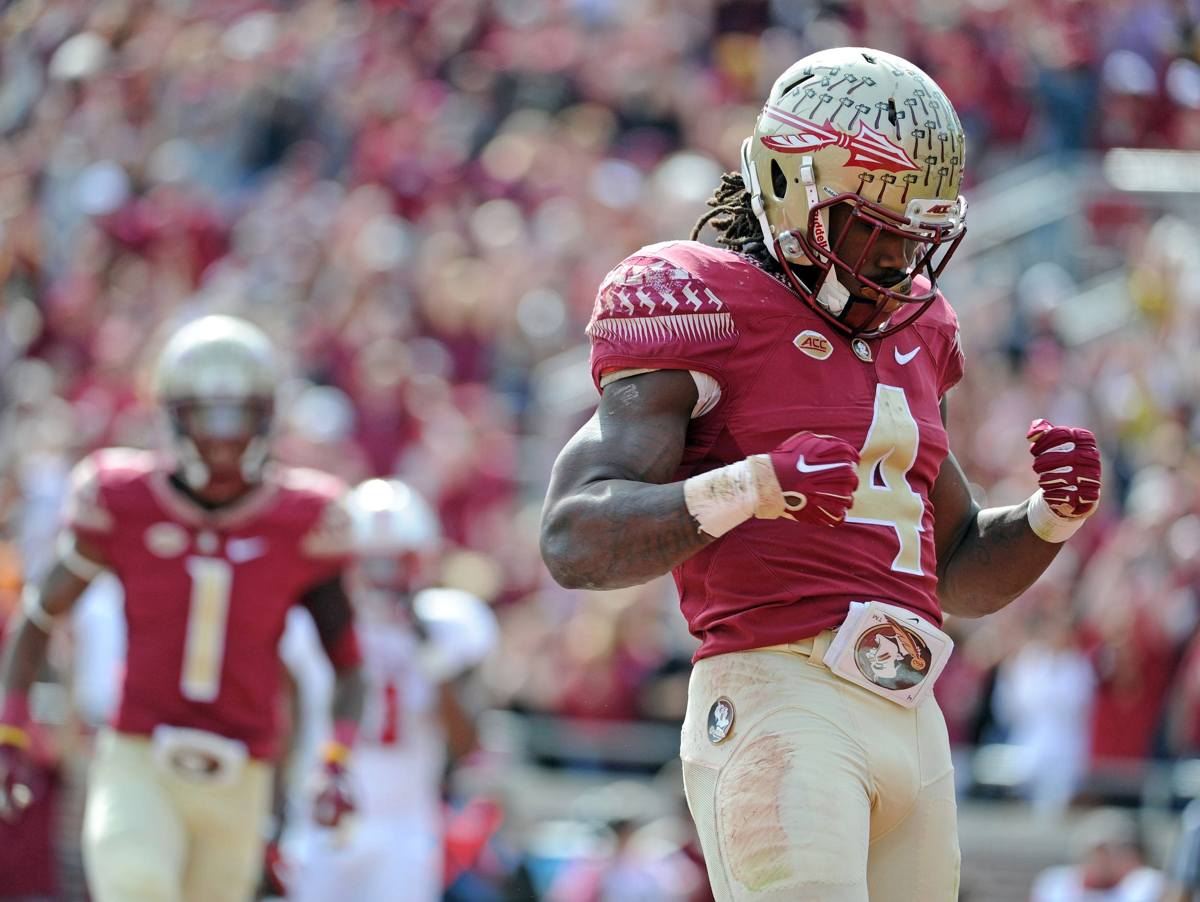 Cook has much more Heisman Trophy buzz coming into