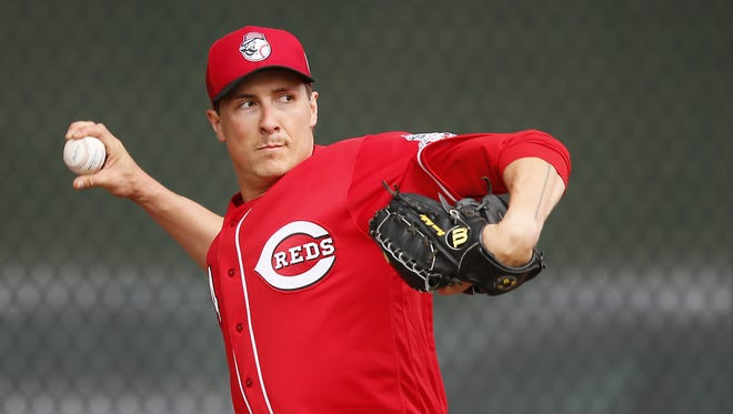 After 15 months away, Reds right-hander Homer Bailey will return Sunday from Tommy John surgery.