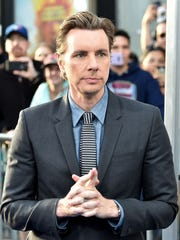 Writer/Director/Actor Dax Shepard arrives at the Premiere