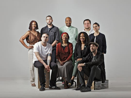 2017 Kresge Artist Fellows (Literary arts)