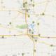 Interarctive map: Golf courses in Eastern Iowa
