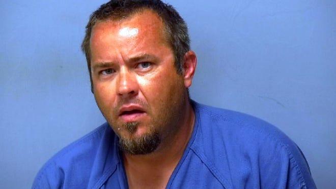 Jason Aaron Kee, 39, from Lancaster
